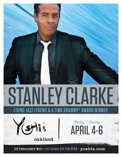 Stanley Clarke Yoshis